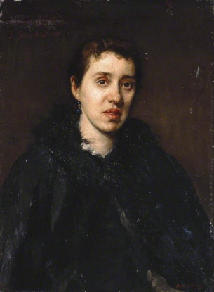 Susan Isabel Dacre, oil on canvas